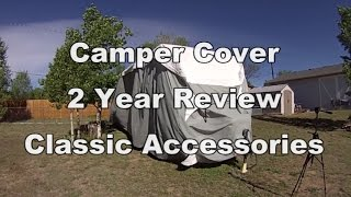 Camper Cover 2 Year Review - Classic Accessories