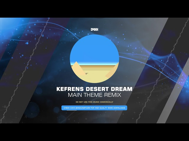 AMIGA REMIX - Anders Emil Hansen - Desert Dream Main Theme (Remix) [HQ]