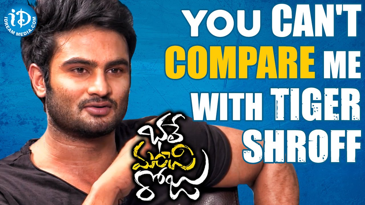 Download You can't compare me with Tiger Shroff - Sudheer Babu || Bhale Manchi Roju Movie