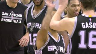San Antonio Spurs Open Season 11-0 on the Road!