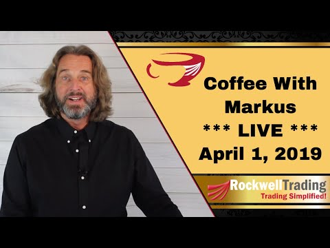 Coffee with Markus – Live Show April 1, 2019