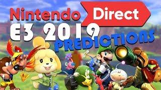 Nintendo E3 2019: My Predictions!