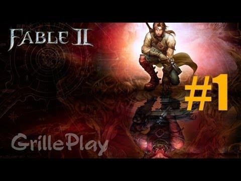 Fable II Прохождение - 1 часть. Рождение легенды