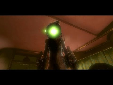 BioShock 2 PC intro, Last Mission, Final Boss Fight and Good Ending 2/3