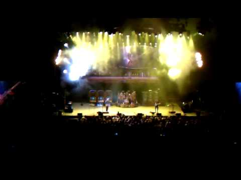 'The Spirit of Radio' - Rush @ Irvine Meadows, 13 Aug 2010