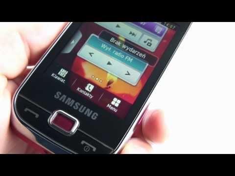 Recenzja Samsung B5722 Duoz na FrazPC.pl - Co dwa SIM'y to nie jeden