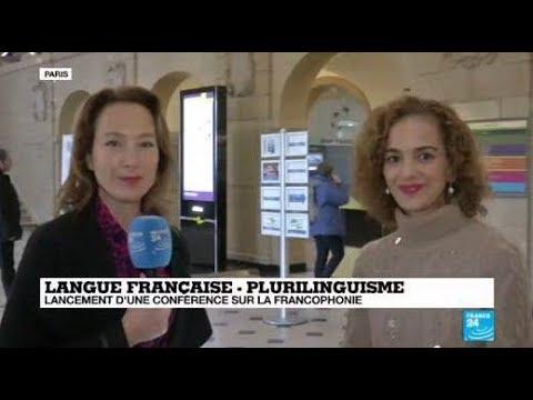 Conférence sur la francophonie : l''interview de Leïla Slimani