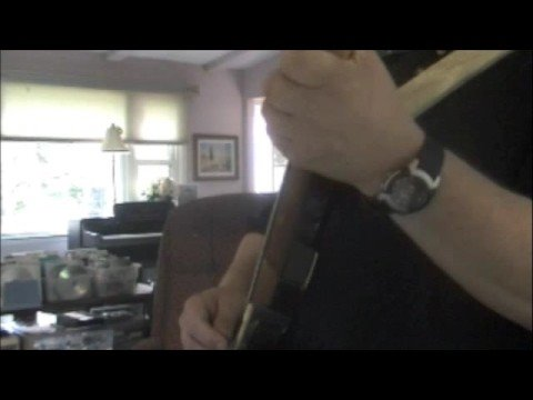 Stormy Monday Blues - Don Anderson- Tribute to my hero  Duane