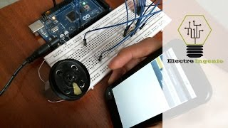 Arduino + Dc Motor Speed + Mobile App