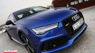 Audi RS7 2015 اودي ار اس7