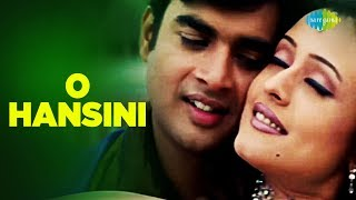 O Hansini with lyrics | Dil Vil Pyar Vyar | Hariharan | R.D Burman | Majrooh Sultanpuri