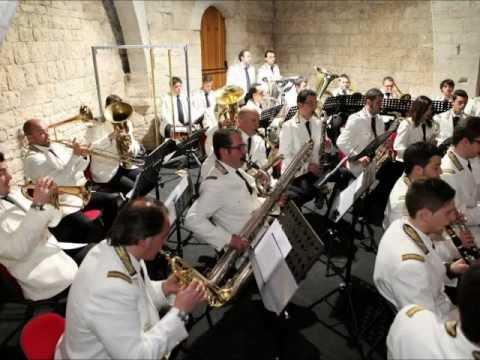 A. Amenduni: Il Pianto Dell'orfano - La Banda Di Sannicandro Di Bari