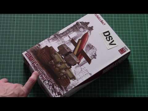Modelcollect 1/72 V1 on E100 Body...