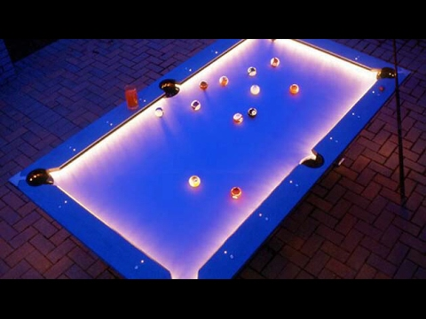 World 39 s most amazing pool trick shots youtube - Awesome swimming pool trick shots ...