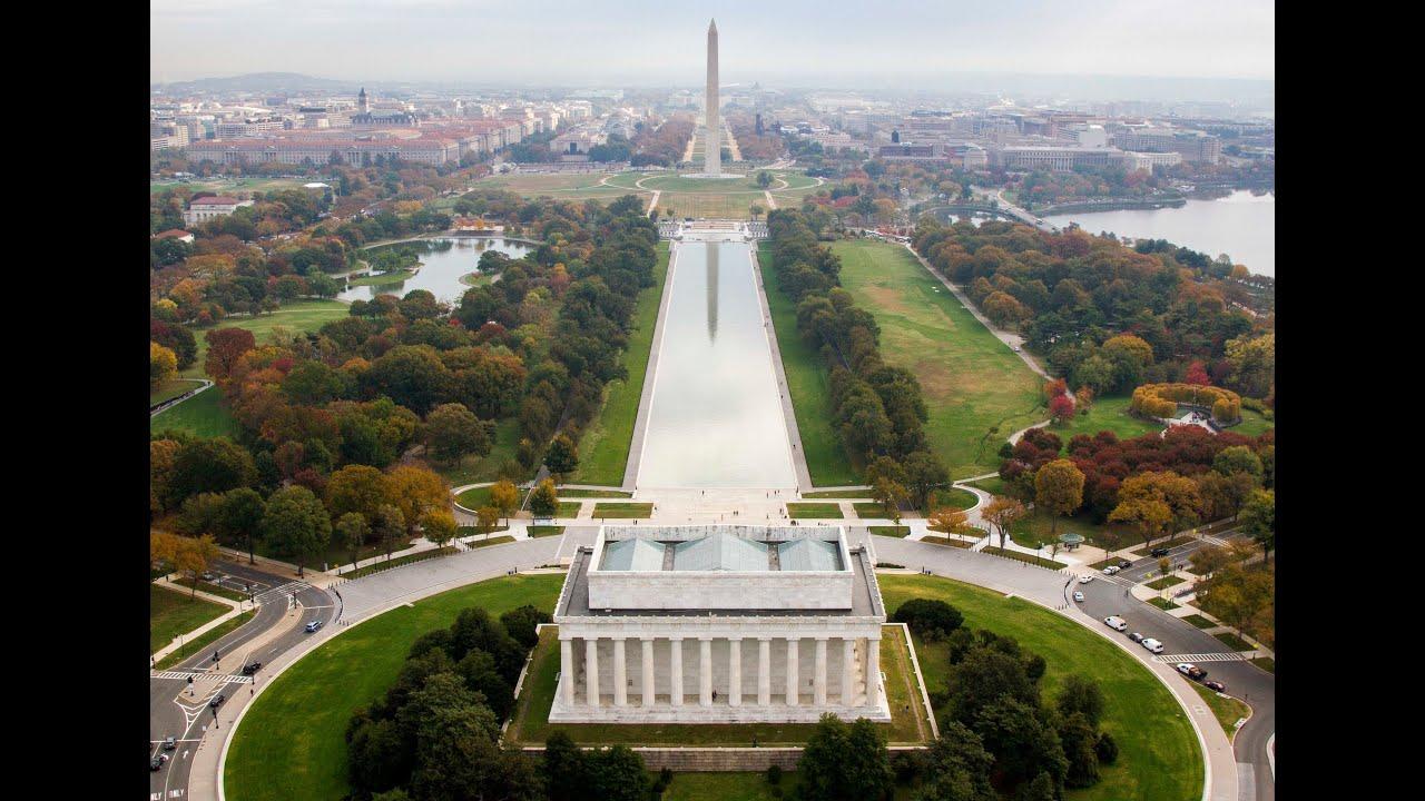 National Mall Washington DC Memorials