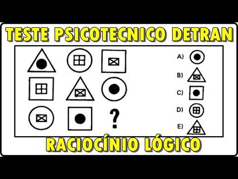 Vídeo Detran pb exames