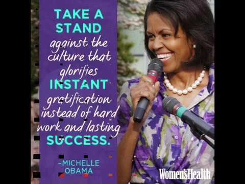 Michelle Obama: Door of Opportunity from YouTube · Duration:  1 minutes 56 seconds
