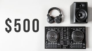 BEST DJ GEAR FOR BEGINNERS - UNDER $500