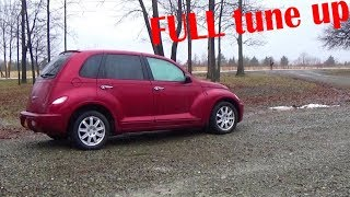 PT Cruiser Touring Gets A FULL Tune Up!
