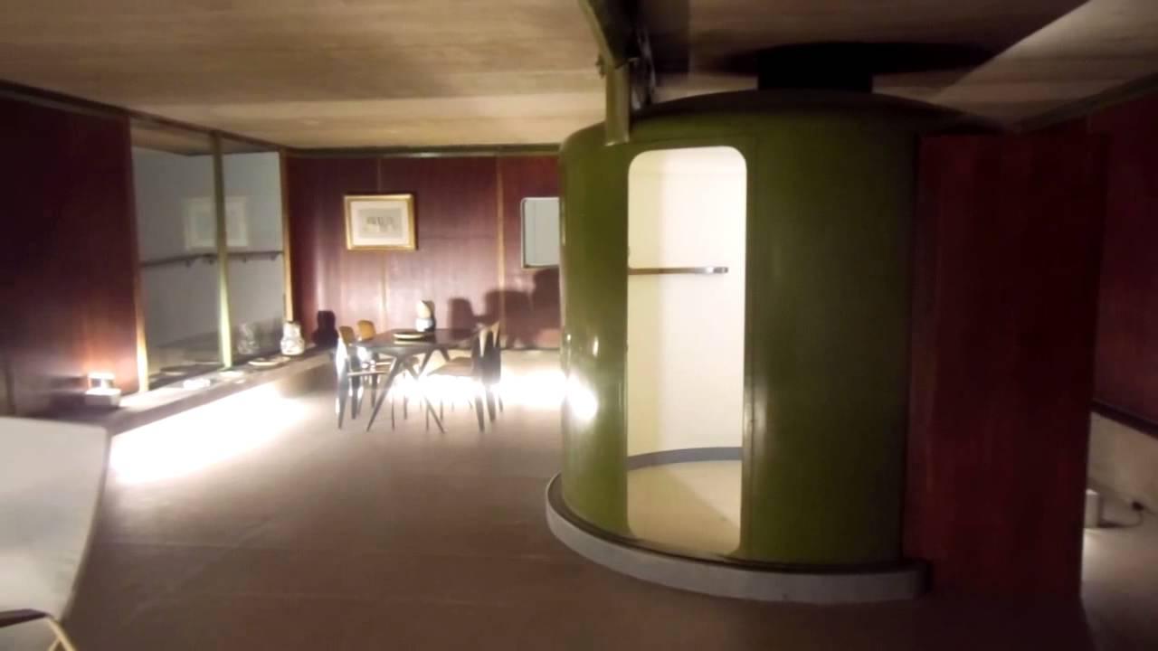 la maison des jours meilleurs 1956 ambiente di jean prouv youtube. Black Bedroom Furniture Sets. Home Design Ideas