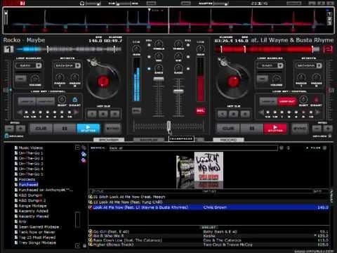 Virtual Dj Hip Hop Mix Spring 2011