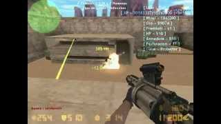 Counter Strike 1.6 ClanFBI Zombie Revenge GP #4