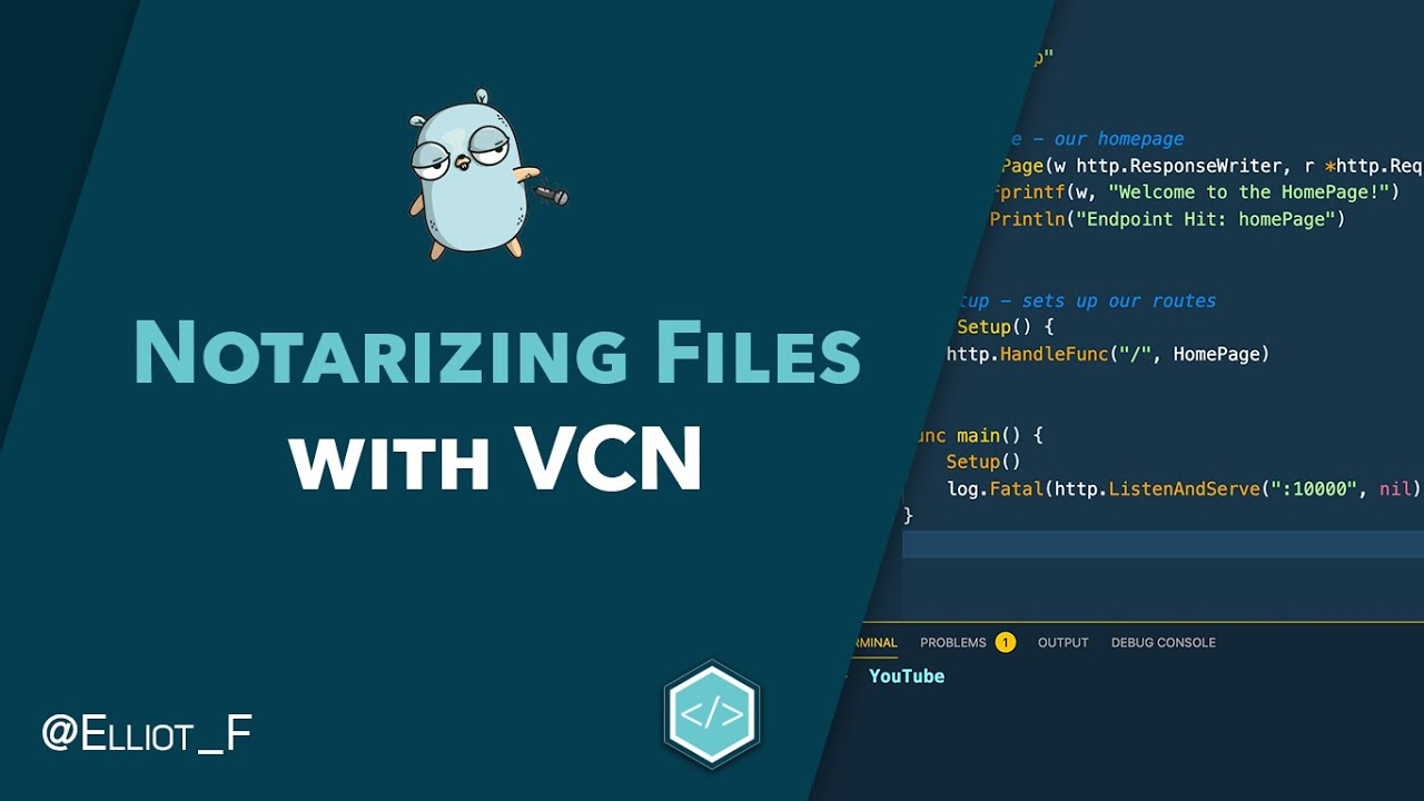 GitHub Actions - Improving Security By Notarizing Your Files with vCN
