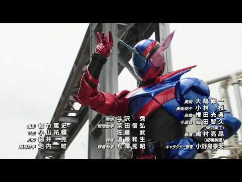 Kamen Rider Build Opening 1-Be the one