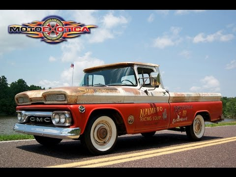 Dan's Garage - GMC Truck