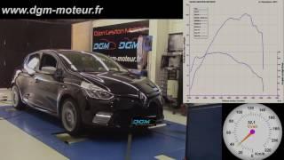 Reprogrammation DGM RENAULT Clio 4 GT 1.2L TCE 120ch 2014 - EVO1.5