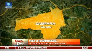 Ibrahim Dosara Insists Zamfara APC Conducted Primaries Pt.1 | Sunrise Daily |