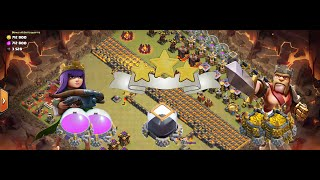 Risorse Facili in Guerra! – Phalange Λ VS Clan War Farm – Clash of Clans ITA