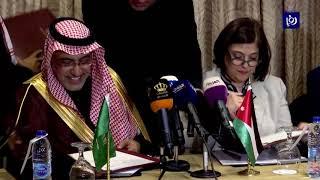 الأردن والسعودية توقعان اتفاقيتين لجدولة ديون وتسهيل الصرف على المشاريع - (17-12-2018)