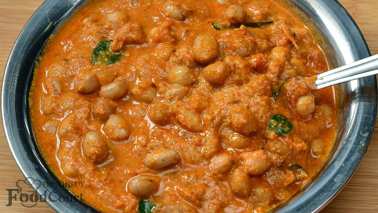 Peanut Gravy for Rice, Chapati/ Peanut Curry Recipe