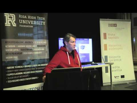Riga Bitcoin Meetup Dec 2014