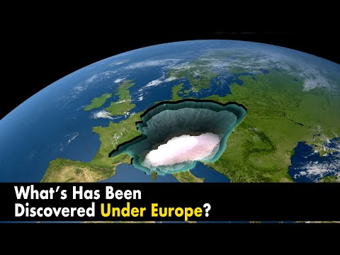 What's Has Been Discovered Under Europe?