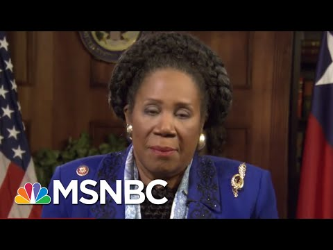 Jackson Lee: 'Moving Into A Space Of High Crimes & Misdemeanors' In Trump Probe | MTP Daily | MSNBC