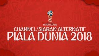 Channel Alternatif Piala Dunia 2018