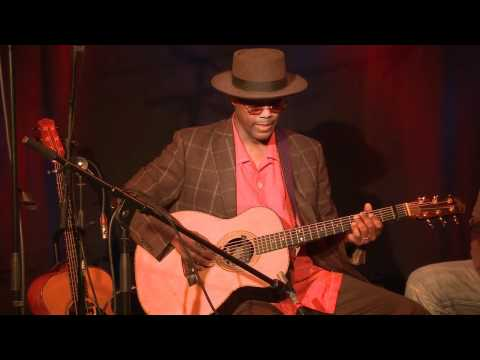 Eric Bibb Provides Advice and Playing Techniques for Budding Blues Guitarists
