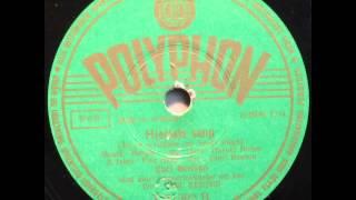 Hjertets sang (En écoutant mon coeur chanter) - Emil Reesen; Carl Brisson 1949