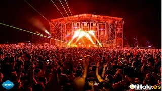 DIMITRI VEGAS & LIKE MIKE  Live at 4every1 Festival 2015 - ( FULL Mainstage Set HD )
