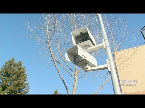 Menlo Park Puts The Brakes On Red Light Camera Program