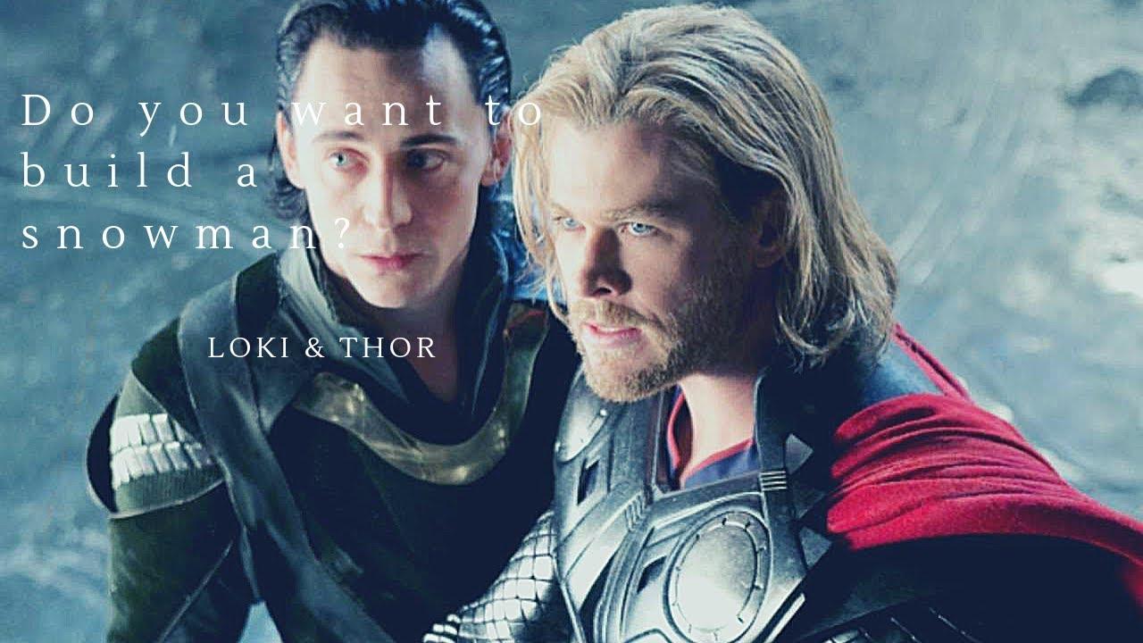 Thor Und Loki