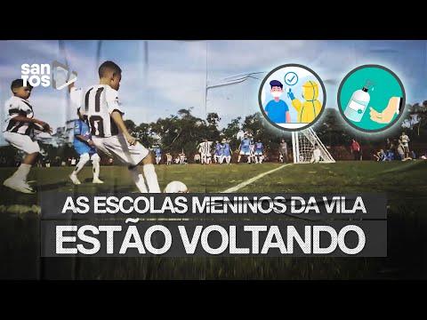 AS ESCOLAS #MENINOSDAVILA ESTÃO VOLTANDO!