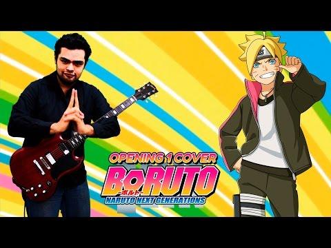 Boruto: Naruto Next Generations Opening