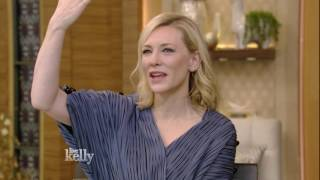 """Cate Blanchett's Son Watches Her In """"The Pres..."""