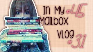 In My Mailbox [45] - Vlog [31]: Primeras compras de 2015! (Book-Haul)