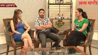 Shreyas Talpade And Madhurima exclusive interview on jagbani part 2