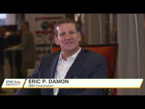 Testimonial: Eric Damon, Director, IP licensing, Asia Pacific, IBM