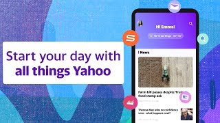 The new Yahoo app